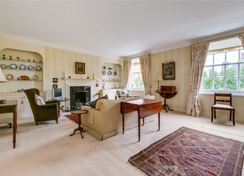 Thumbnail 3 bedroom flat for sale in Rivermead Court, Ranelagh Gardens, London