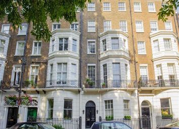 Thumbnail 3 bed flat for sale in Montagu Square, London, London