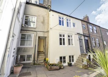 Thumbnail 2 bed terraced house for sale in Halls Place, Flowergate, Whitby, North Yorkshire