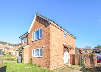 Thumbnail 3 bedroom end terrace house to rent in Wheatsheaf Drive, Ware