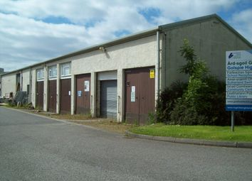 Thumbnail Light industrial to let in Units 2 & 6, Golspie Industrial Estate, Golspie