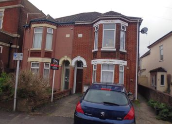 Thumbnail 2 bed flat to rent in Desborough Road, Eastleigh