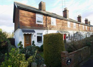Thumbnail 2 bed end terrace house for sale in Old London Road, Dunton Green, Sevenoaks