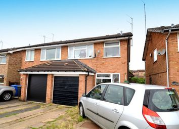 Thumbnail 3 bed semi-detached house to rent in Langley Way, Kettering