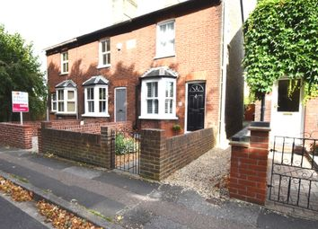 Thumbnail 3 bed end terrace house for sale in Morton Street, Royston, Hertfordshire