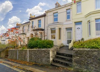 Thumbnail 2 bedroom terraced house for sale in West Hill Road, Mutley, Plymouth