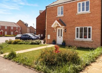 Thumbnail 3 bed end terrace house for sale in The Square, Church Street, Spalding