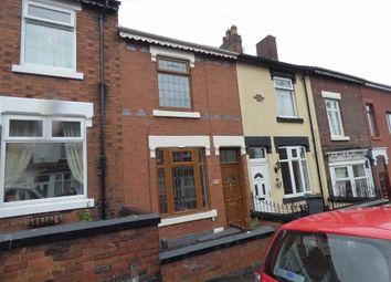 Thumbnail 3 bedroom terraced house for sale in Dartmouth Street, Burslem, Stoke-On-Trent
