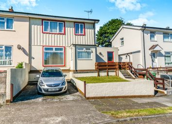 Thumbnail 3 bed semi-detached house for sale in Harewood Crescent, Plymouth