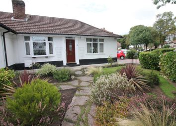 Thumbnail 2 bed semi-detached bungalow for sale in Snowden Avenue, Urmston, Manchester