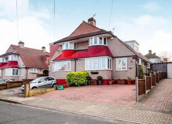 Thumbnail 4 bed semi-detached house for sale in Treewall Gardens, Bromley, Kent, United Kingdon