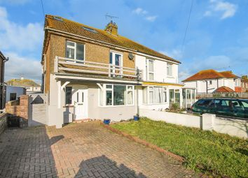 Thumbnail 5 bed semi-detached house for sale in Brighton Road, Lancing