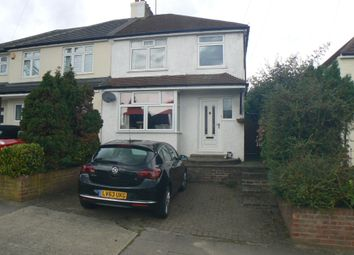 Thumbnail 3 bed semi-detached house for sale in Poverest Road, Orpington, Kent