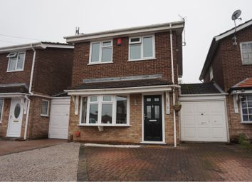 Thumbnail 3 bed link-detached house for sale in Constable Close, Bedworth