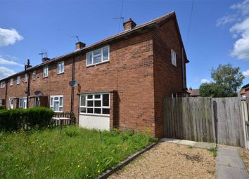 Thumbnail 2 bed end terrace house for sale in Hardy Street, Selby
