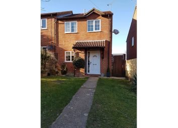 Thumbnail 3 bed semi-detached house for sale in Garnet Road, Bordon