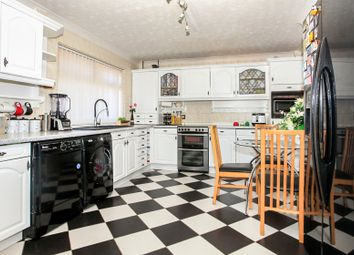 Thumbnail 4 bedroom end terrace house for sale in Thistle Drive, Stanground, Peterborough