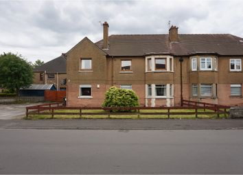 Thumbnail 3 bedroom flat for sale in Oswald Avenue, Grangemouth