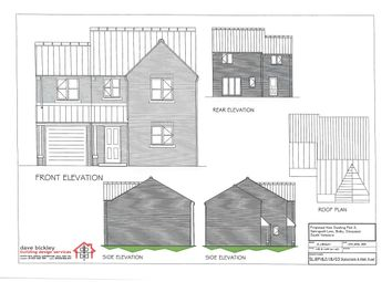 Thumbnail 4 bed detached house for sale in Springwell Lane, Balby, Doncaster