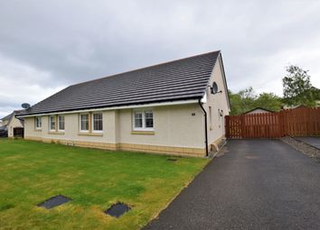 Thumbnail 3 bedroom semi-detached bungalow for sale in Chestnut Way, Inverness