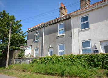Thumbnail 2 bed cottage for sale in Turners Cottages, St. Johns Road, Lowestoft