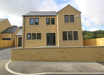 4 bed detached house for sale in Sude Hill, New Mill, Holmfirth HD9