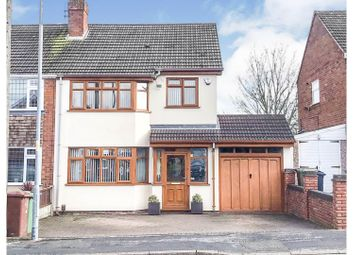 3 bed semi-detached house for sale in Victor Street, Pelsall, Walsall WS3