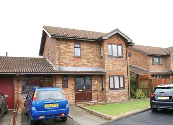 Thumbnail 3 bed detached house for sale in Lon Yr Ysgol, Llangennech, Llanelli, Carmarthenshire