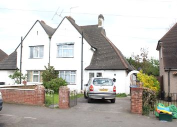 Thumbnail 3 bed semi-detached house for sale in Dunholme Road, Edmonton