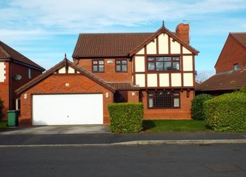 Thumbnail 4 bed detached house to rent in Lartonwood, West Kirby, Wirral