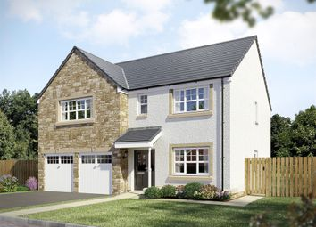 "Thumbnail 5 bed detached house for sale in ""The St Andrews "" at Geesmuir Gardens, Falkirk"