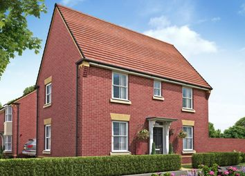 "Thumbnail 3 bed detached house for sale in ""Hadley"" at Sir Williams Lane, Aylsham, Norwich"
