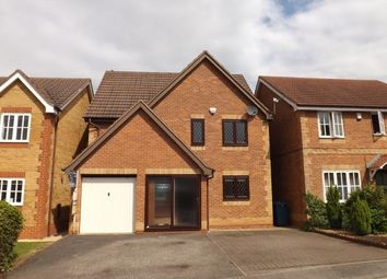 Thumbnail 4 bed detached house for sale in Seatallan Close, West Bridgford, Nottingham, Nottinghamshire