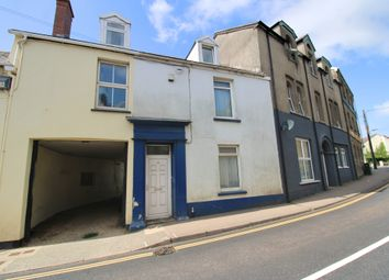 3 bed terraced house for sale in Barnstaple Street, South Molton EX36