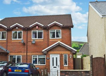 Thumbnail 3 bed semi-detached house for sale in Cornwall Road, Tonypandy, Mid Glamorgan