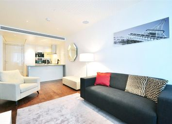 Thumbnail 1 bed flat to rent in The Heron, Moorgate