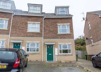Thumbnail 3 bed town house to rent in The Crescent, Wellingborough