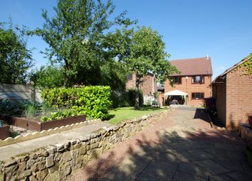 Thumbnail 3 bed detached house for sale in The Hamlet, South Normanton, Alfreton