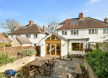 Church Lane, Madingley, Cambridge CB23. 3 bed semi-detached house for sale