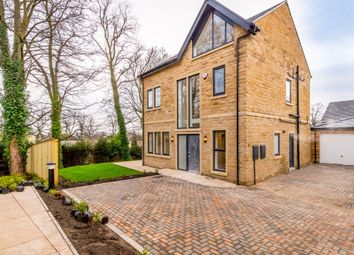 Thumbnail 5 bed detached house for sale in Birdcage Lane, Halifax