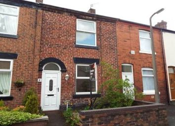 Thumbnail 2 bed terraced house to rent in Walmsley Street, Woolfold, Bury