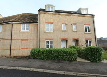 Thumbnail 4 bed town house for sale in Bruff Road, Ipswich