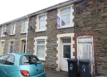 Thumbnail 3 bed terraced house for sale in Part Street, Blaina, Abertillery