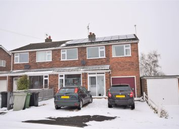 Thumbnail 5 bed semi-detached house for sale in Alexander Crescent, Oakham