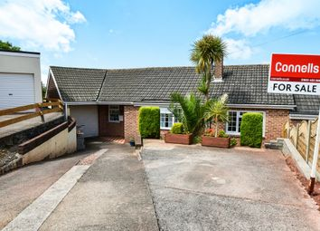Thumbnail 3 bed semi-detached bungalow for sale in Northleat Avenue, Paignton