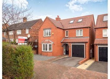 Thumbnail 5 bed detached house for sale in Trowell Road, Wollaton, Nottingham