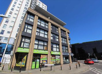 Thumbnail 1 bed flat to rent in St Nicholas House, 25 Franciscan Way, Ipswich