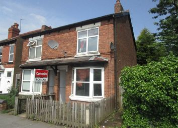 Thumbnail 2 bed semi-detached house for sale in Hordern Road, Wolverhampton