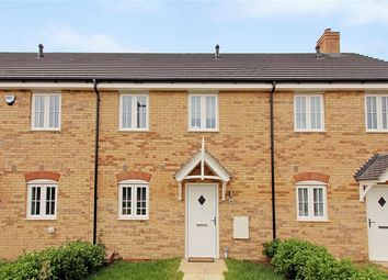 Thumbnail 3 bed terraced house to rent in Markham Rise, Bedford