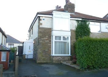 Thumbnail 3 bed semi-detached house for sale in Byland Grove, Allerton, Bradford